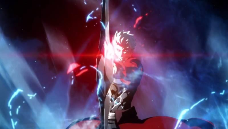 arcieri anime- archer