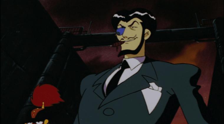 organizzazioni malvagie anime, giant robo