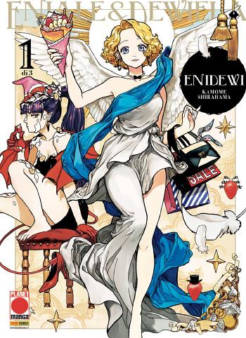 Enidewi volume 1 cover