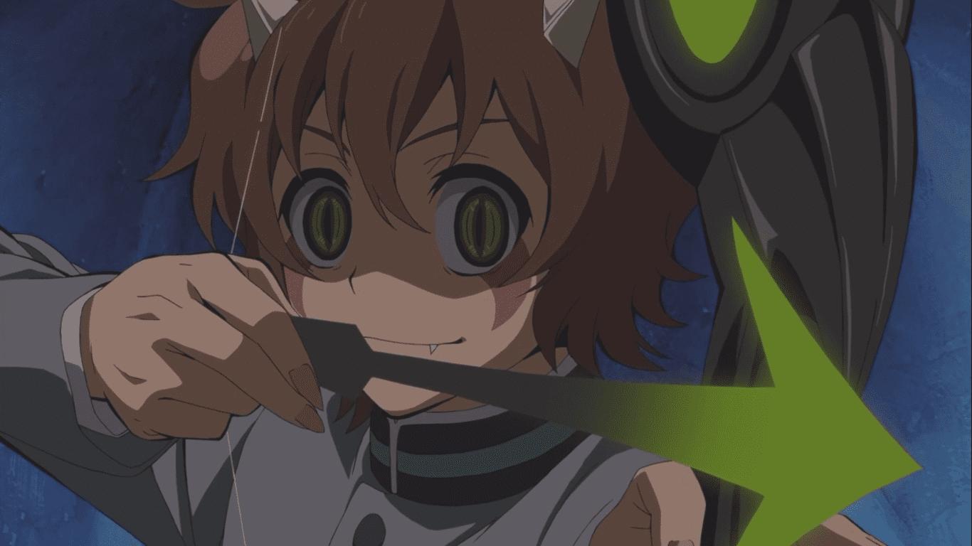 arcieri negli anime - yoruichi saotome