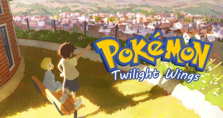 Pokémon: Twilight Wings cover