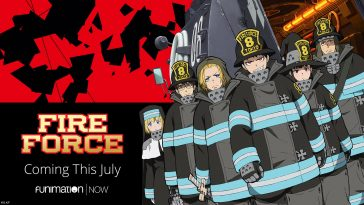 Fire Force Cover