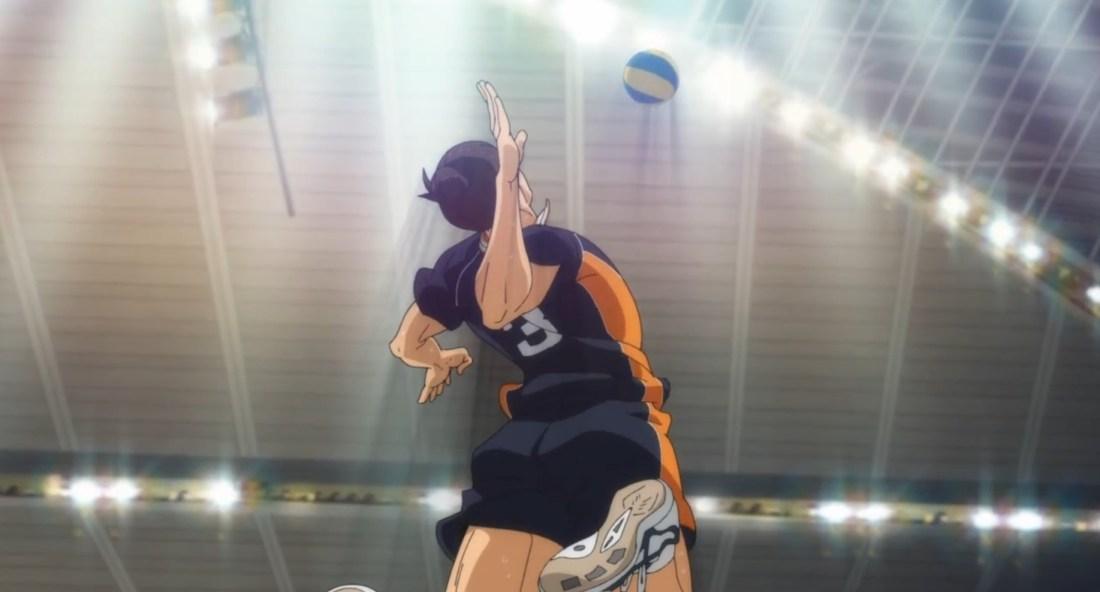 Asashi jump service