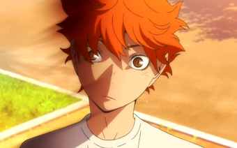 Hinata from the concrete