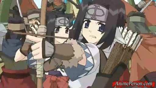 arcieri negli anime - guraa