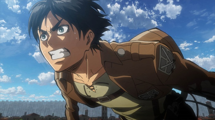 opening anime - attack on titan