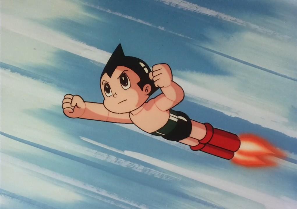 Manga per bambini - Astro Boy