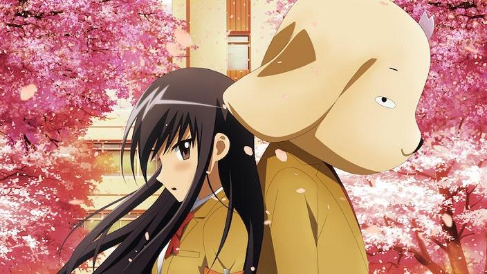 Gekijōban Seitokai Yakuindomo 2 cover