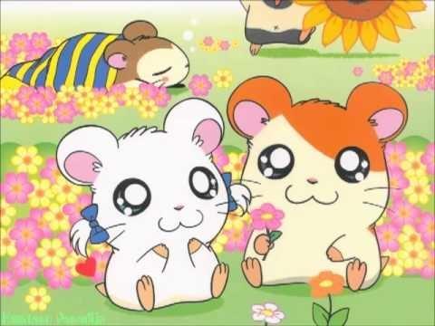 Manga per bambini - Hamtaro