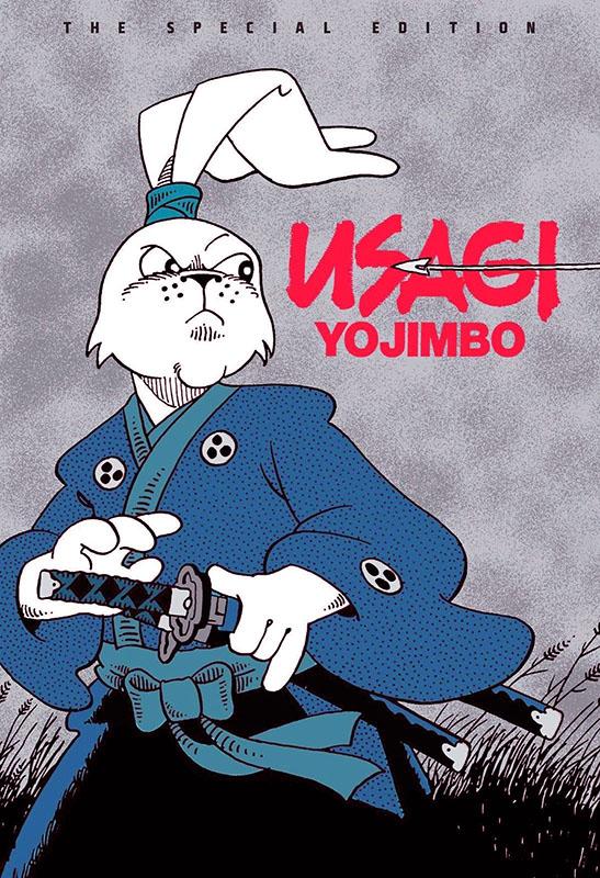 Usagi Yojimbo edizione speciale