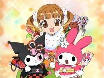 Manga per bambini - My Melody