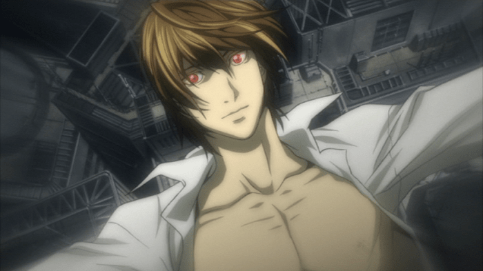 opening anime - death note