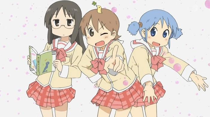 opening anime - nichijou