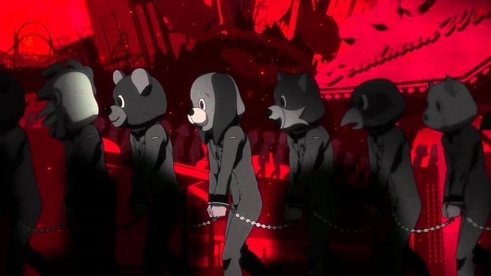 opening anime - deadman wonderland