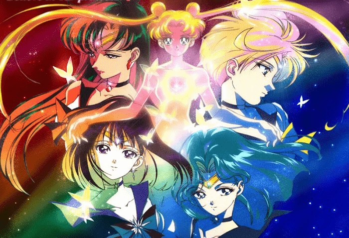 opening anime - sailor moon