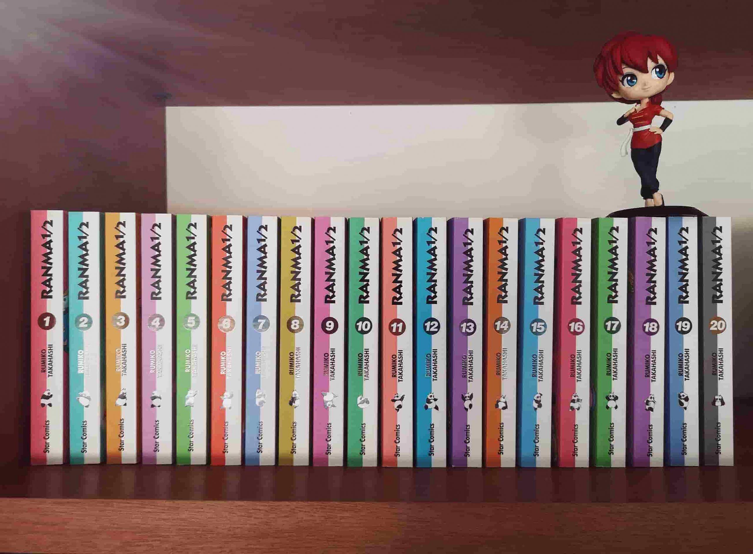 Collezione manga Ranma