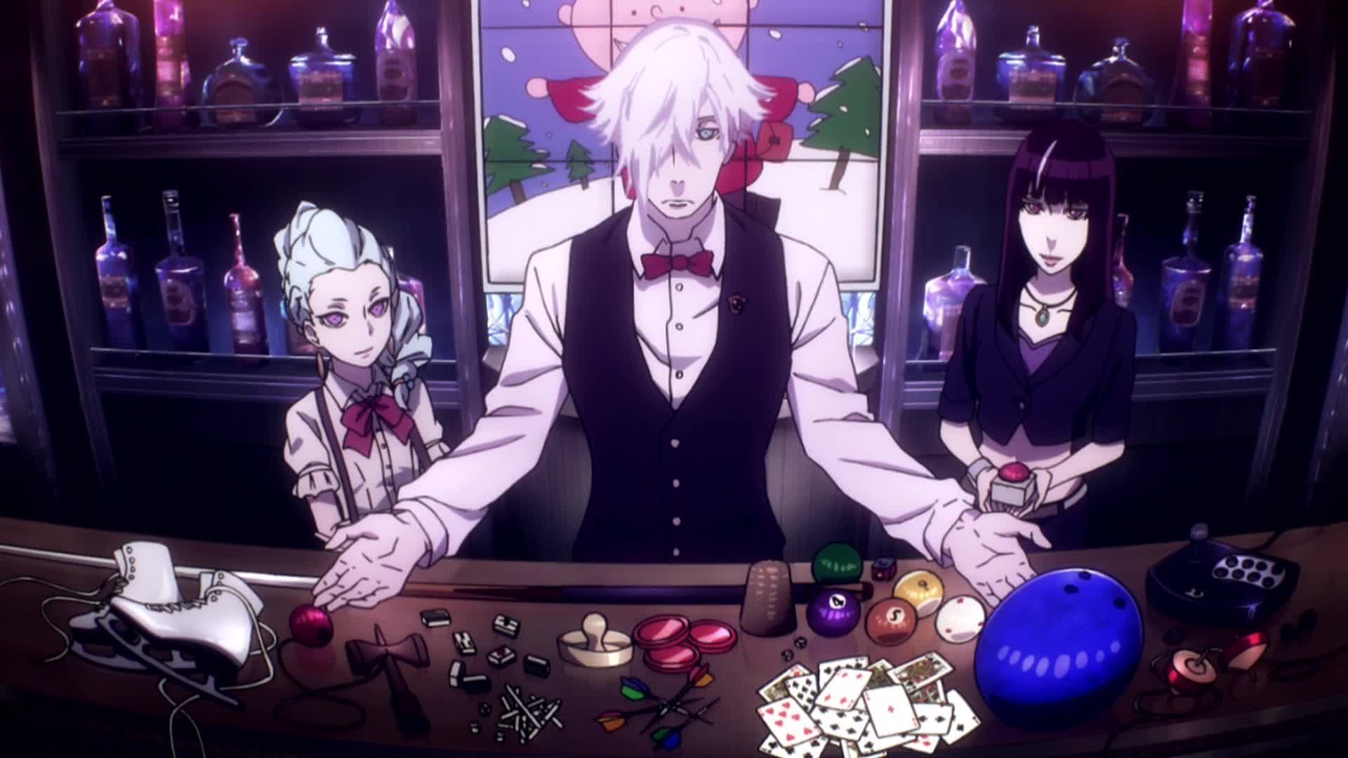 opening anime - death parade