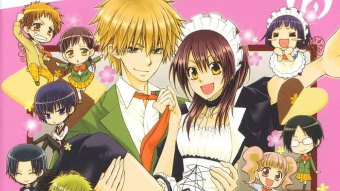 Misaki conquista il cuore di Usui
