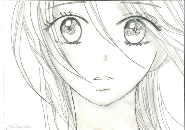 Misao Harada disegno