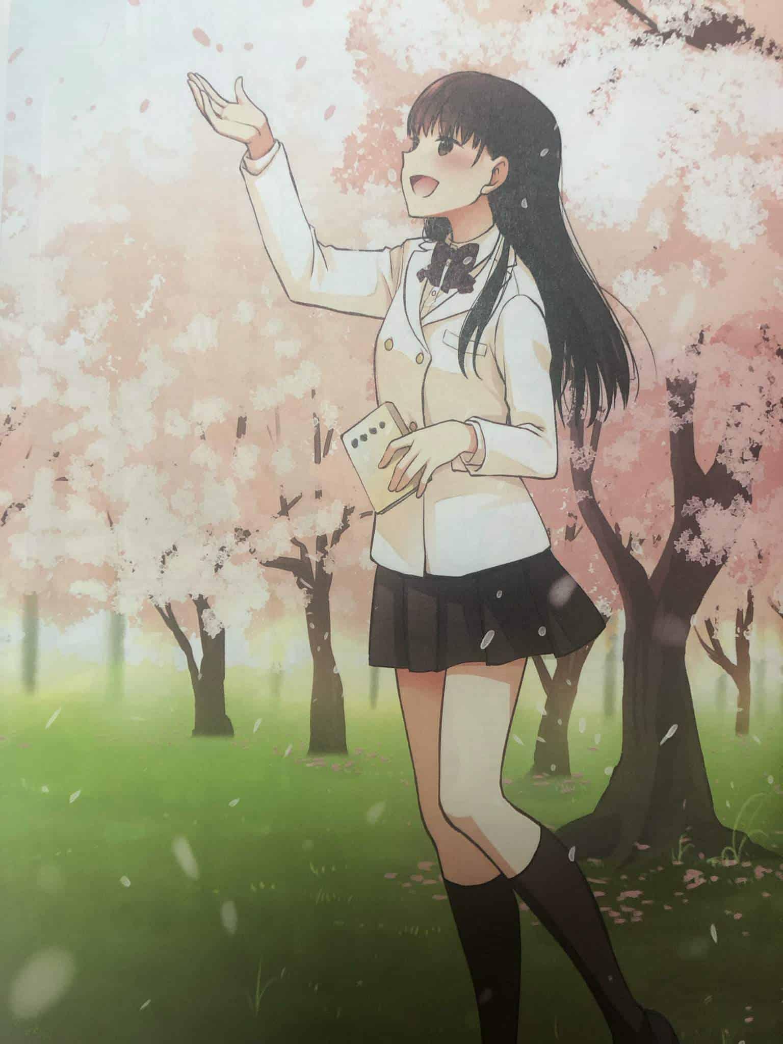 Sakura di Voglio mangiare il tuo pancreas