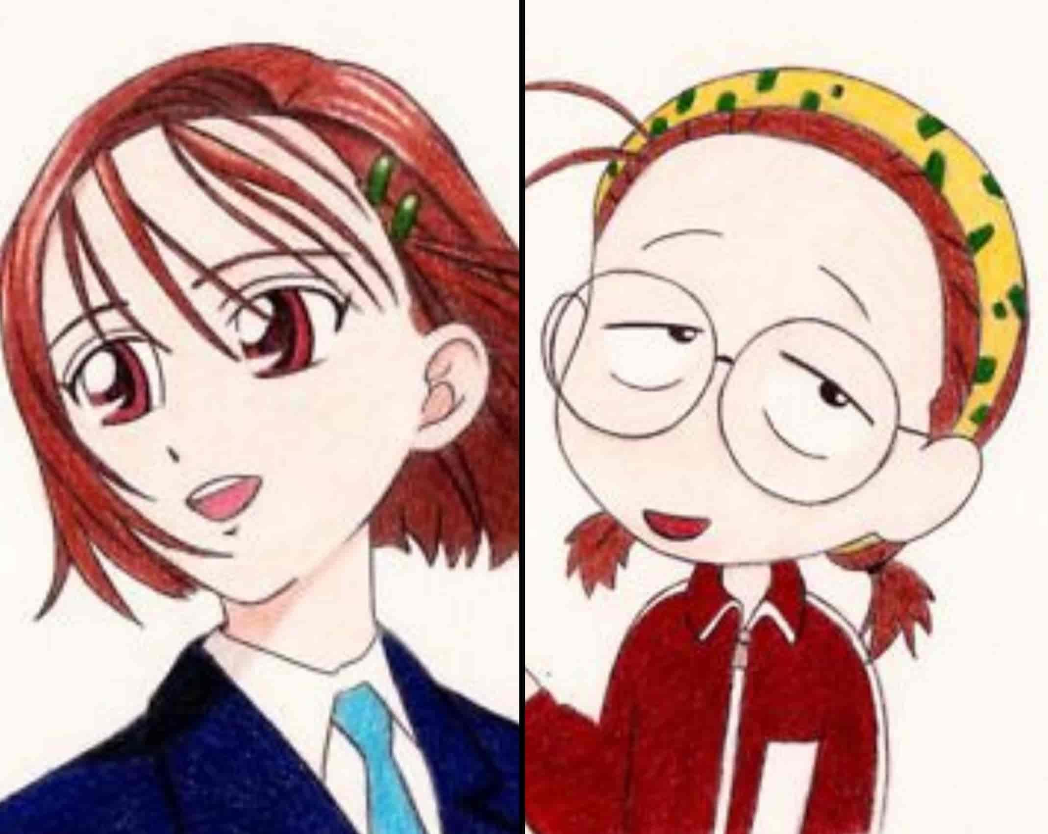 Yukino Miyazawa doppia personalità