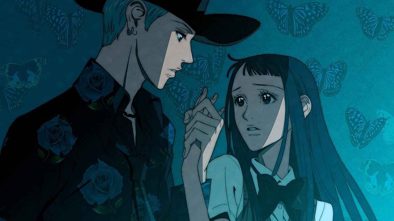 Manga josei Paradise Kiss Joji & Yukari