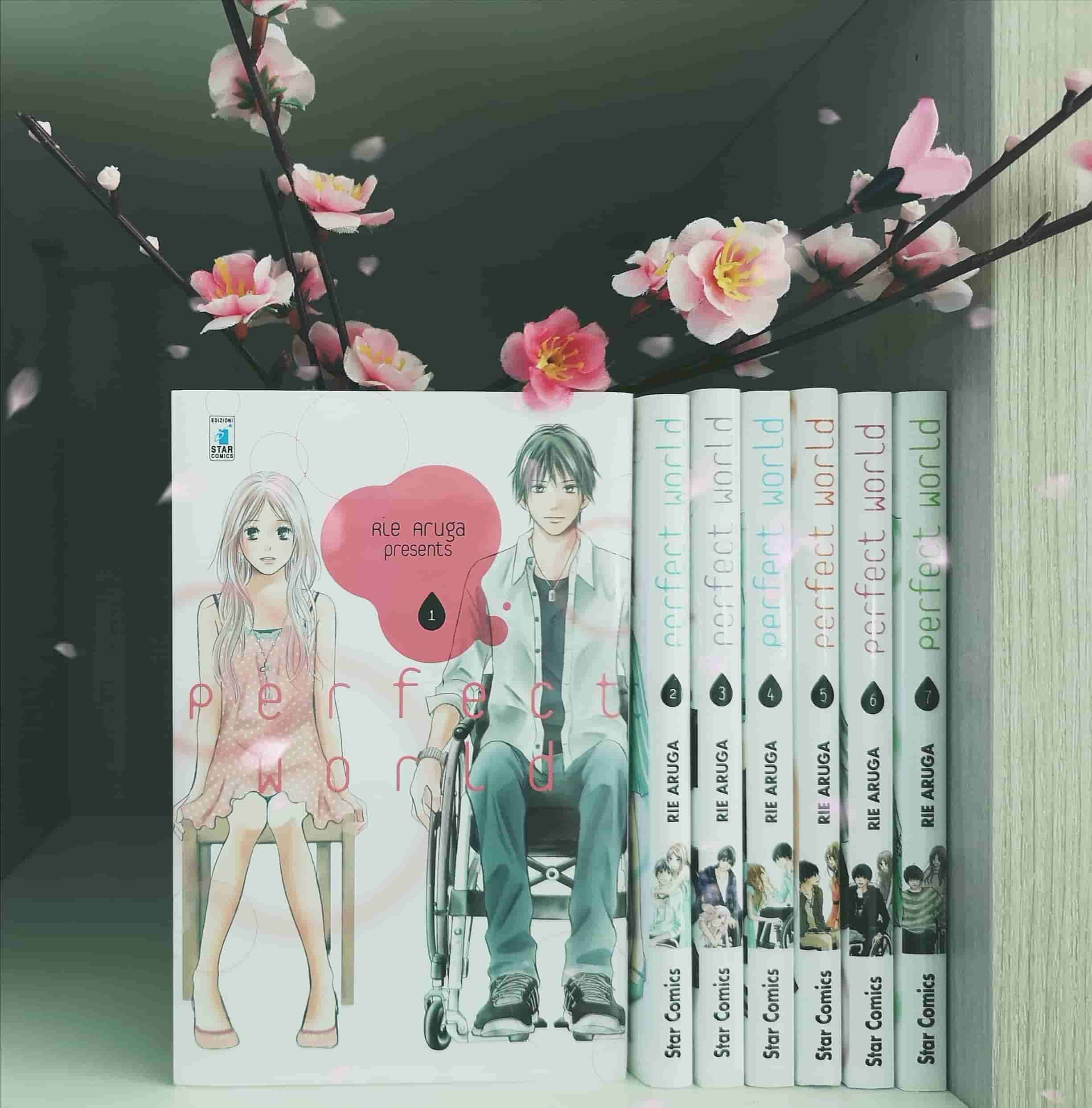 manga josei Perfect World