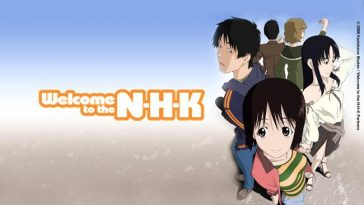 Welcome To Nhk