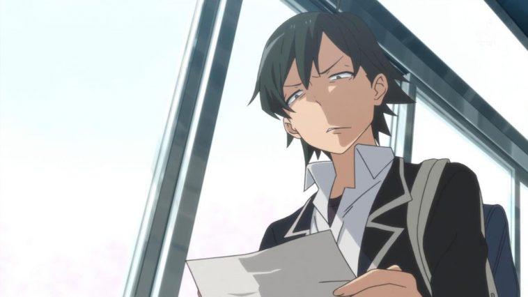 Hachiman Hikigaya MAL