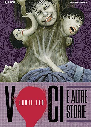 """""""Voci"""" di Junji Ito, J-Pop manga"""