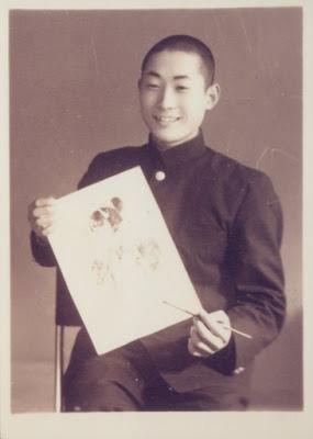 Kazuo Umezu da adolescente