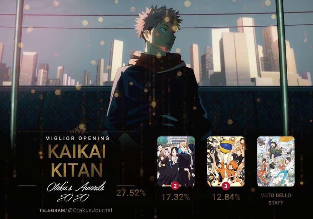 Miglior Opening 2020 Kaikai Kitan