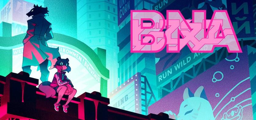 BNA - Brand New Animal