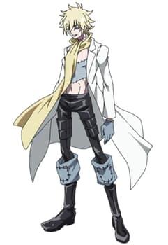 Faust VIII da Shaman King (c) Takei Hiroyuki/Natalie