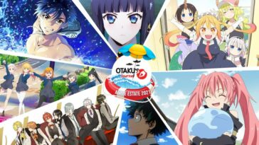 Anime estate 2021
