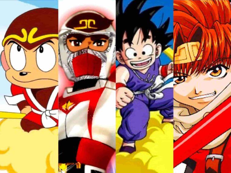 Goku Quattro Versioni
