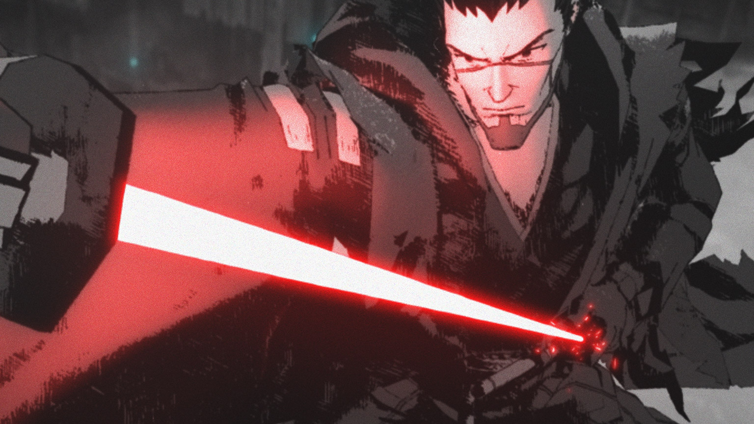 Star Wars: Visions The Duel